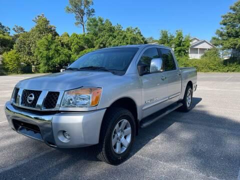 2005 Nissan Titan for sale at Asap Motors Inc in Fort Walton Beach FL