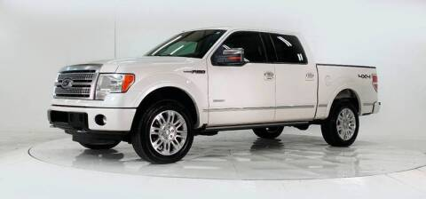 2012 Ford F-150 for sale at Houston Auto Credit in Houston TX