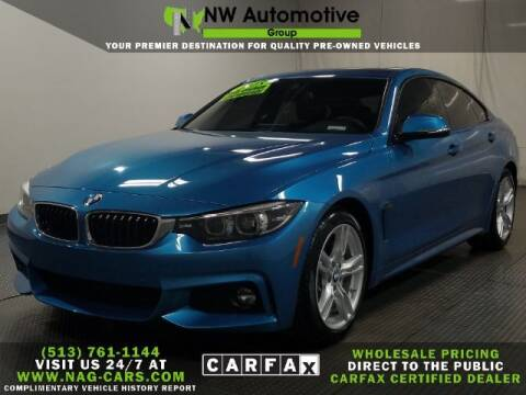 2018 BMW 4 Series for sale at NW Automotive Group in Cincinnati OH