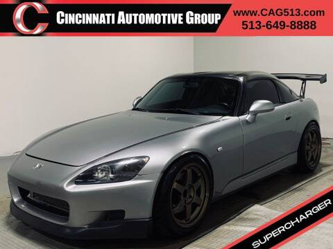 2000 Honda S2000 for sale at Cincinnati Automotive Group in Lebanon OH