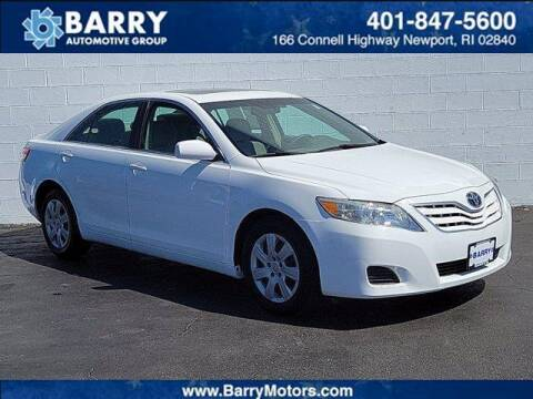 2010 Toyota Camry for sale at BARRYS Auto Group Inc in Newport RI
