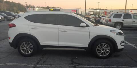 2018 Hyundai Tucson for sale at C & J International Motors in Duluth GA