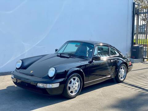 1990 Porsche 911 for sale at Corsa Exotics Inc in Montebello CA