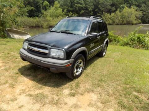 2004 Chevrolet Tracker for sale at S.S. Motors LLC in Dallas GA