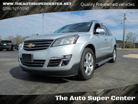 2015 Chevrolet Traverse for sale at The Auto Super Center in Centre AL
