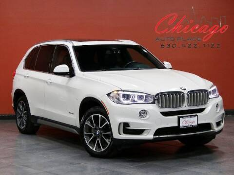 2017 BMW X5 for sale at Chicago Auto Place in Bensenville IL