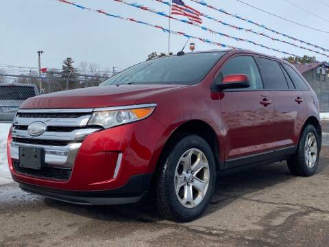 2013 Ford Edge for sale at Affordable Auto Sales in Cambridge MN