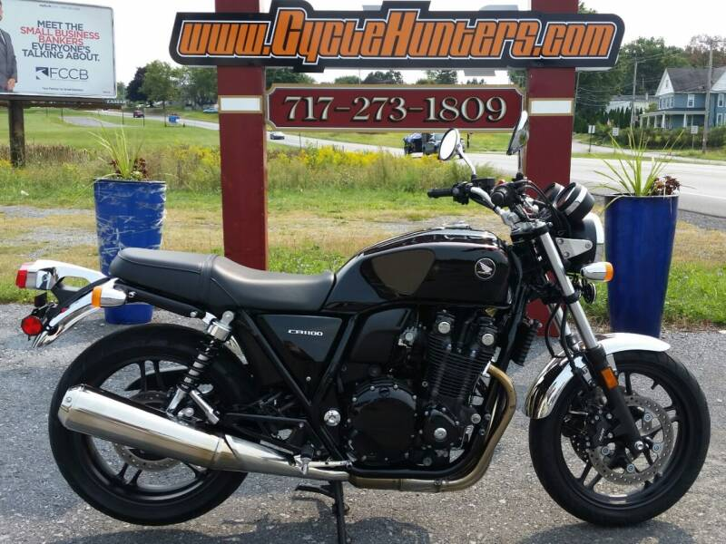 2014 Honda CB1100 for sale at Haldeman Auto in Lebanon PA