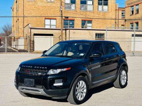 2015 Land Rover Range Rover Evoque for sale at ARCH AUTO SALES in St. Louis MO