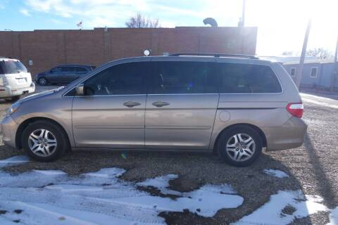2007 Honda Odyssey for sale at Paris Fisher Auto Sales Inc. in Chadron NE