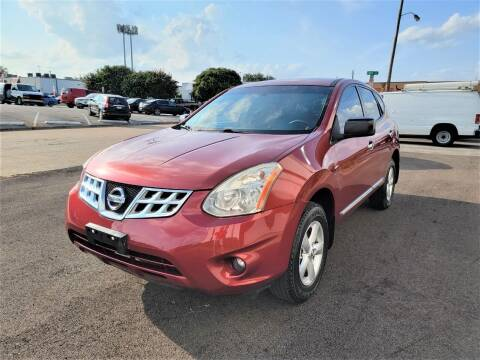 2012 Nissan Rogue for sale at Image Auto Sales in Dallas TX