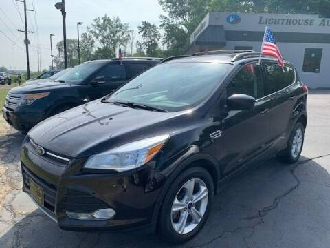 2013 Ford Escape for sale at Lighthouse Auto Sales in Holland MI