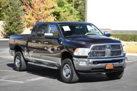 2010 Dodge Ram Pickup 3500 for sale at Sac Truck Depot in Sacramento CA