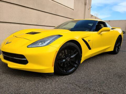 2014 Chevrolet Corvette for sale at Arizona Auto Resource in Tempe AZ