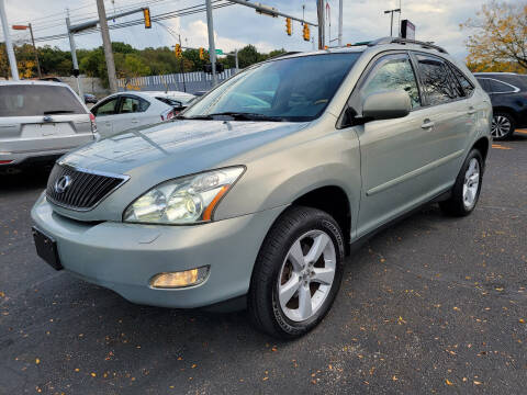 2007 Lexus RX 350 for sale at Cedar Auto Group LLC in Akron OH