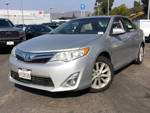2012 Toyota Camry Hybrid for sale at Apollo Auto El Monte in El Monte CA