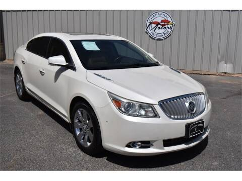 2011 Buick LaCrosse for sale at Chaparral Motors in Lubbock TX
