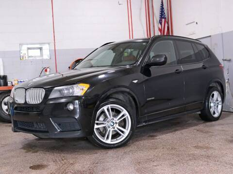 2014 BMW X3 for sale at Unlimited Motor Cars in Bridgeview IL