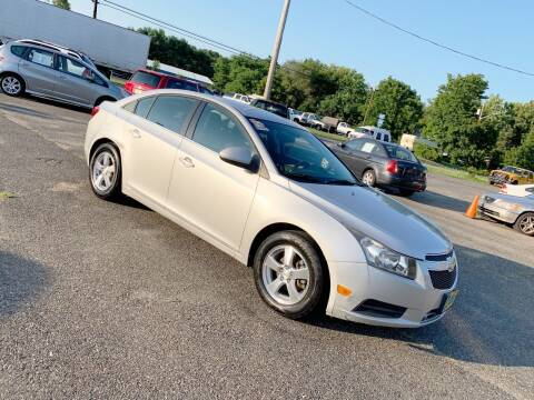 2011 Chevrolet Cruze for sale at New Wave Auto of Vineland in Vineland NJ