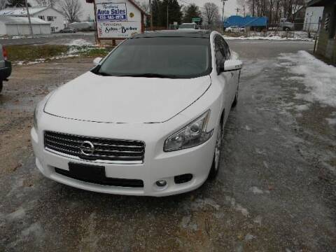 2011 Nissan Maxima for sale at Northwest Auto Sales in Farmington MN