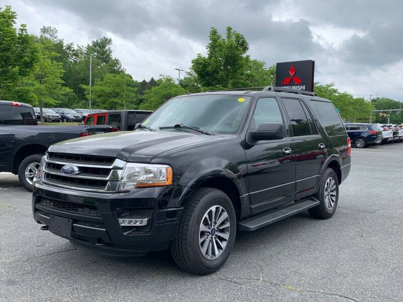 2017 Ford Expedition for sale at Midstate Auto Group in Auburn MA