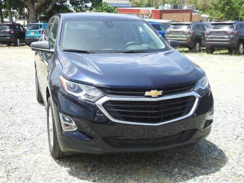 2020 Chevrolet Equinox for sale at Caribbean Auto Mart in St Thomas VI