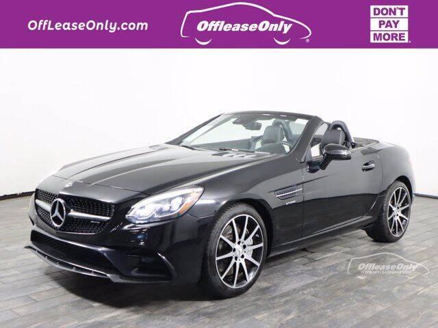 2018 Mercedes-Benz SLC for sale in West Palm Beach, FL