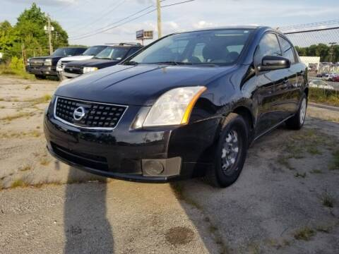 2009 Nissan Sentra for sale at DREWS AUTO SALES INTERNATIONAL BROKERAGE in Atlanta GA