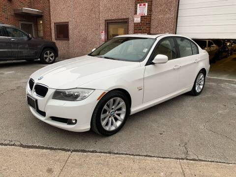 2011 BMW 3 Series for sale at JMAC IMPORT AND EXPORT STORAGE WAREHOUSE in Bloomfield NJ