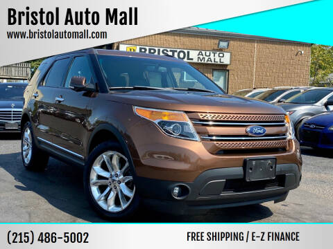 2011 Ford Explorer for sale at Bristol Auto Mall in Levittown PA