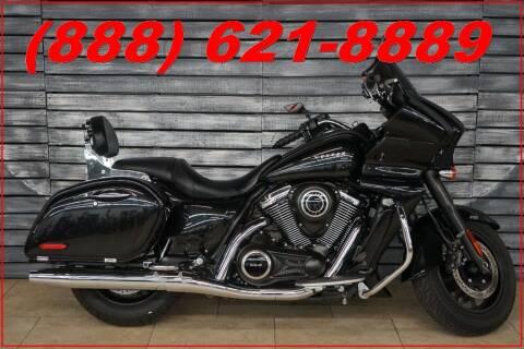 2014 Kawasaki Vaquero for sale at AZautorv.com in Mesa AZ