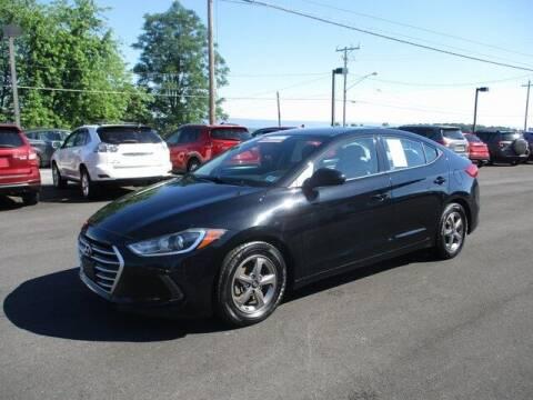 2017 Hyundai Elantra for sale at FINAL DRIVE AUTO SALES INC in Shippensburg PA