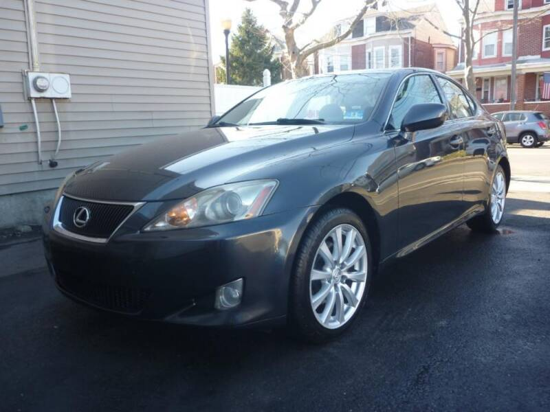2006 Lexus IS 250 for sale at Pinto Automotive Group in Trenton NJ