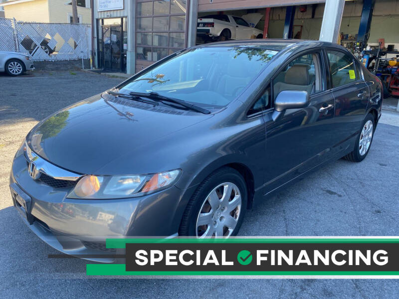 2011 Honda Civic for sale at Independent Auto Sales in Pawtucket RI