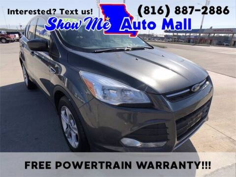 2016 Ford Escape for sale at Show Me Auto Mall in Harrisonville MO