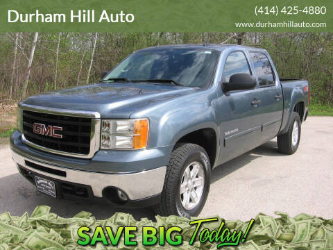 2011 GMC Sierra 1500 for sale at Durham Hill Auto in Muskego WI