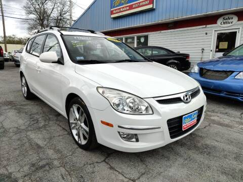 2012 Hyundai Elantra Touring for sale at Peter Kay Auto Sales in Alden NY