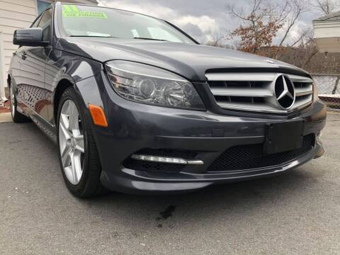 2011 Mercedes-Benz C-Class for sale at Dracut's Car Connection in Methuen MA