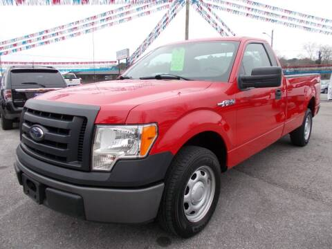 2012 Ford F-150 for sale at Culpepper Auto Sales in Cullman AL