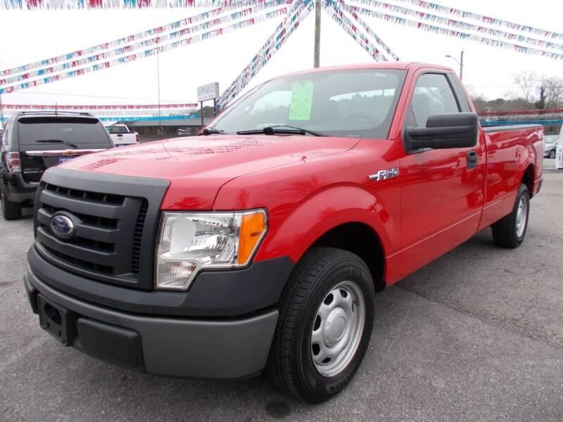 2012 Ford F-150 for sale at Culpepper Auto Sales in Cullman AL