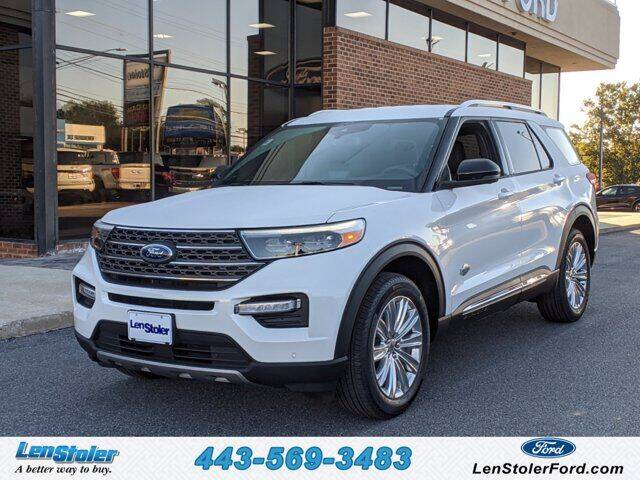 2021 Ford Explorer for sale in Owings Mills, MD