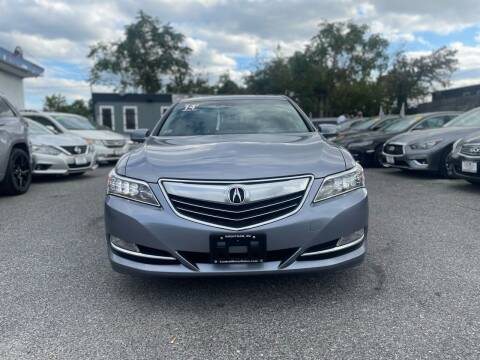 2014 Acura RLX for sale at Sincere Motors LLC in Baltimore MD