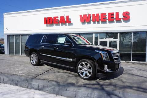 2015 Cadillac Escalade ESV for sale at Ideal Wheels in Sioux City IA