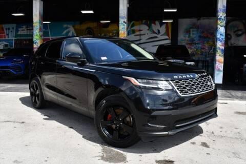2018 Land Rover Range Rover Velar for sale at AE Of Miami in Miami FL