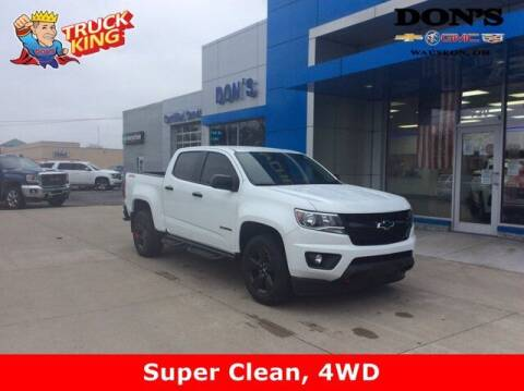 2020 Chevrolet Colorado for sale at DON'S CHEVY, BUICK-GMC & CADILLAC in Wauseon OH