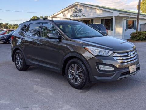 2013 Hyundai Santa Fe Sport for sale at Best Used Cars Inc in Mount Olive NC