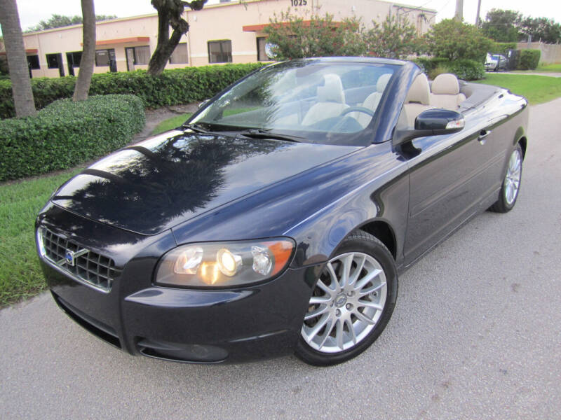 2008 Volvo C70 for sale in West Palm Beach, FL
