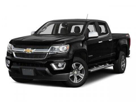2015 Chevrolet Colorado for sale at J T Auto Group in Sanford NC