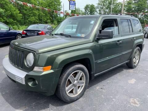 2007 Jeep Patriot for sale at GMG AUTO SALES in Scranton PA