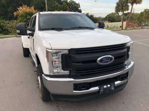2018 Ford F-350 Super Duty for sale at Consumer Auto Credit in Tampa FL